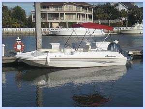 Charleston Sc Power Boat Rentals