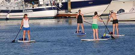 Paddle Boarding SC